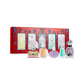 If the words fun, youthful, and fanciful describe the woman on your list, then this Anna Sui Mini Coffret ($50) is the perfect mix of scents to surprise her with.