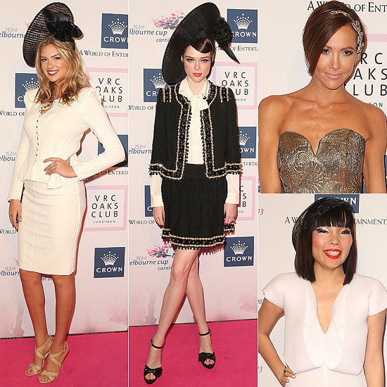 Kate Upton, Dami Im, Coco Rocha: Ladies Who Lunch