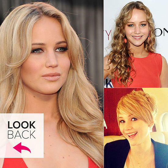 Beauty Spotlight: Jennifer Lawrence's Ever-Changing Hair