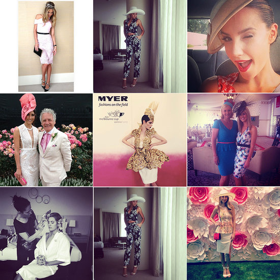 Crown Oaks Day Candids! See Coco Rocha, Jennifer Hawkins, Whitney Port And More