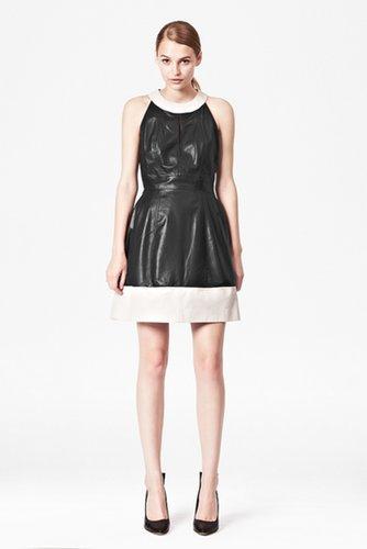 Jive Leather Dress