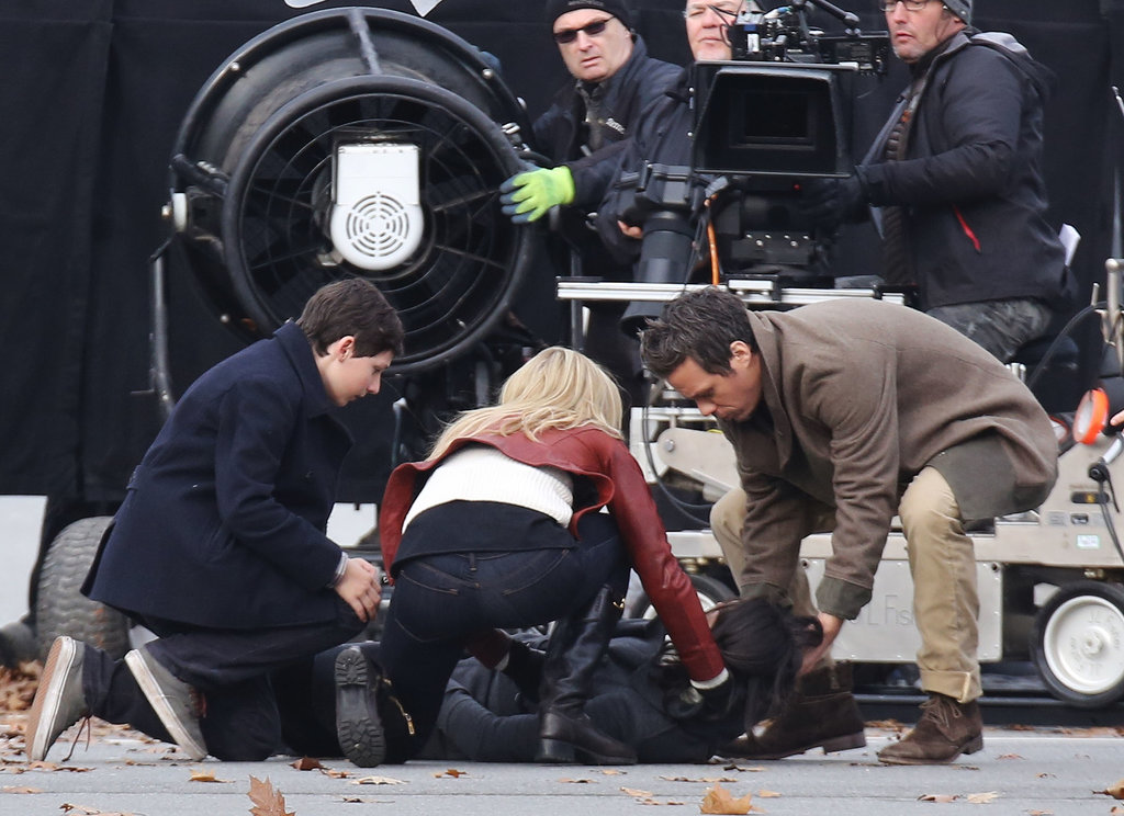 Spoiler Alert: Is Someone About to Die on Once Upon a Time?