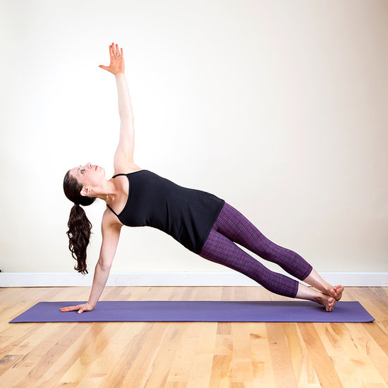 Tone Your Inner Thighs With This Yoga Sequence Feel The Burn Baby