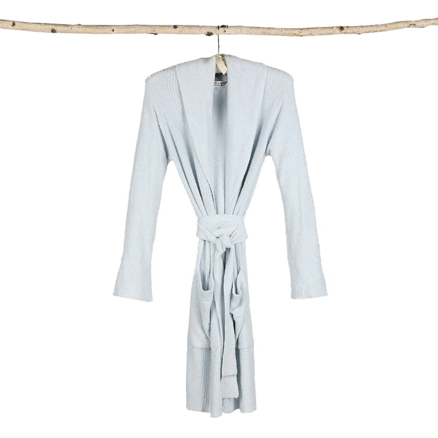 We can attest to the fact that this Barefoot Dreams Bamboo Chic robe ($165) will be the most comfortable bathrobe you'll ever own.