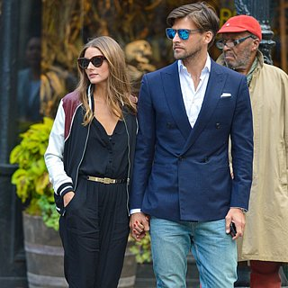 Olivia Palermo in Varsity Jacket | Video