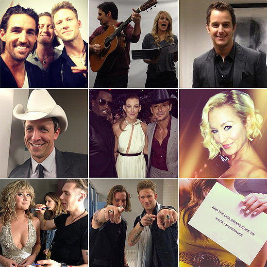 Your Backstage Pass to Country Music's Big Night