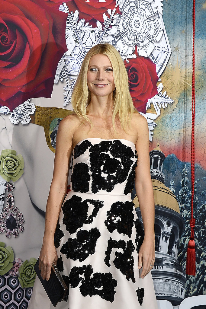 Gwyneth Paltrow Already Has Us Excited For Christmas