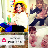Harper, Skyler, Luca, and More: Celeb Parents' Best Photos of the Week