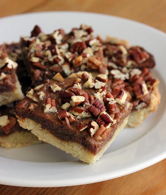 Paleo Pecan Pie Recipe | POPSUGAR Fitness