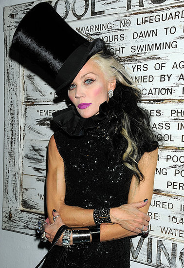 A Toast to Daphne Guinness's Birthday