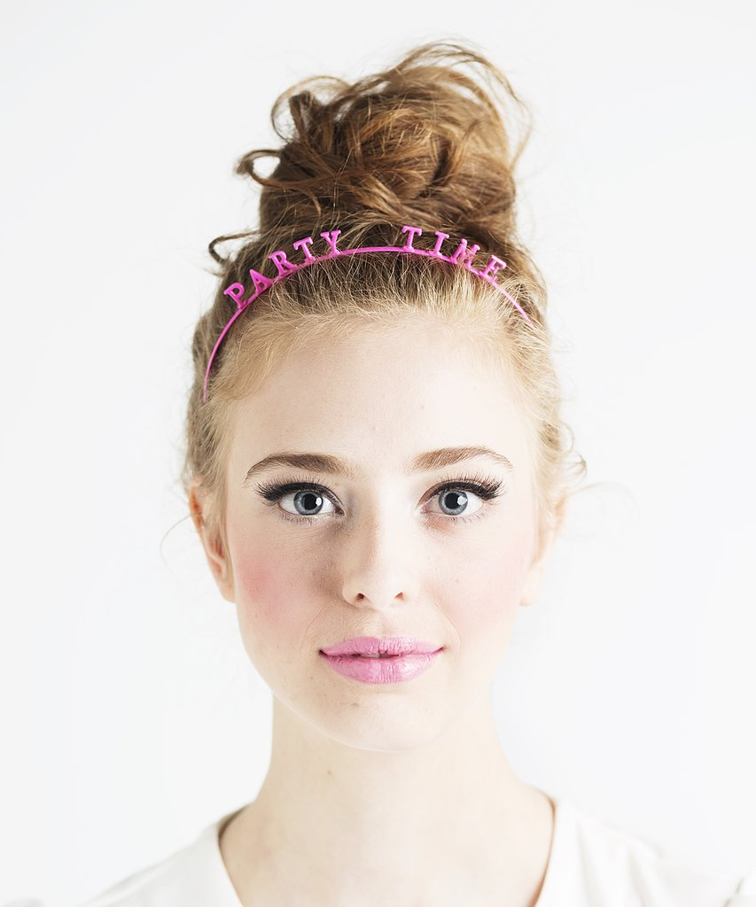 Girl Talk Headband ($15)