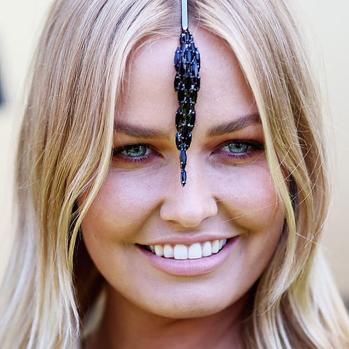 Lara Bingle at Derby Day, Jennifer Hawkins at Melbourne Cup