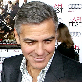 George Clooney on August: Osage County | Video