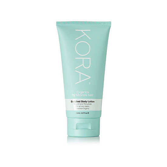 Miranda Kerr's Kora Organics Enriched Body Lotion ($54) is made with organic ingredients, so it's perfect for the socially conscience.