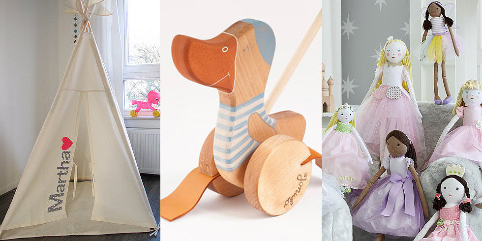 Gift Guide: Personalized Gifts For Your One-of-a-Kind Kids