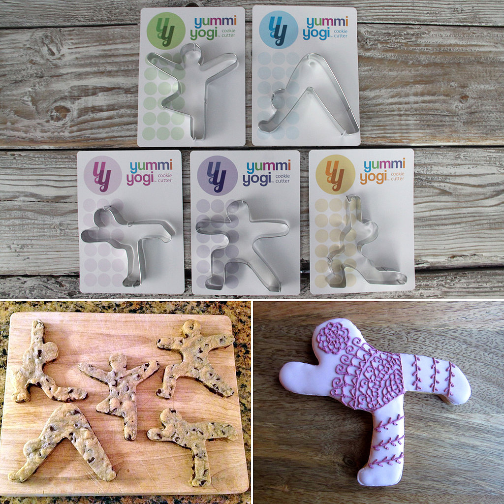 Yoga Cookie Cutters