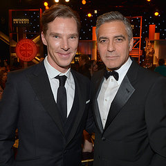 George Clooney Hits Centre Stage at BAFTA LA Awards