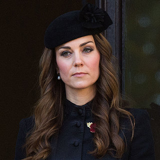 Kate Middleton and Prince William Pay Tribute
