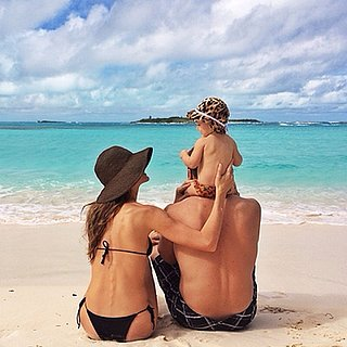 Gisele Bundchen Shares Intimate Family Snaps on Instagram