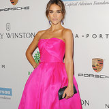 Jessica Alba, Nicole Richie Show Us How to Brighten Up Black Tie