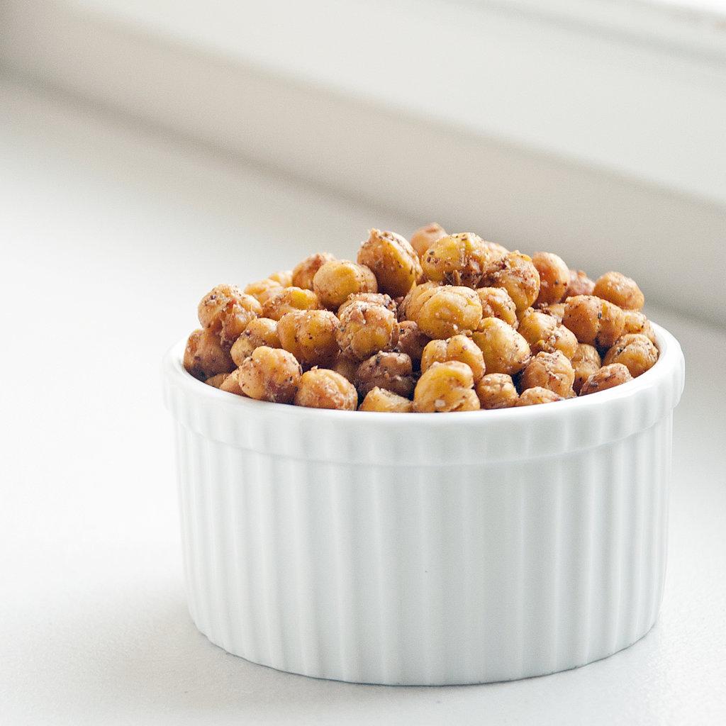 Mediterranean-Spiced Roast Chickpeas