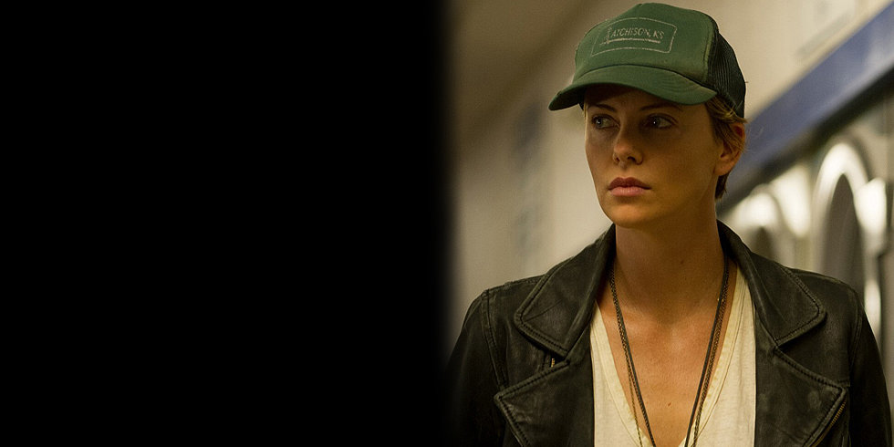 Charlize Theron Goes Grimy For Dark Places