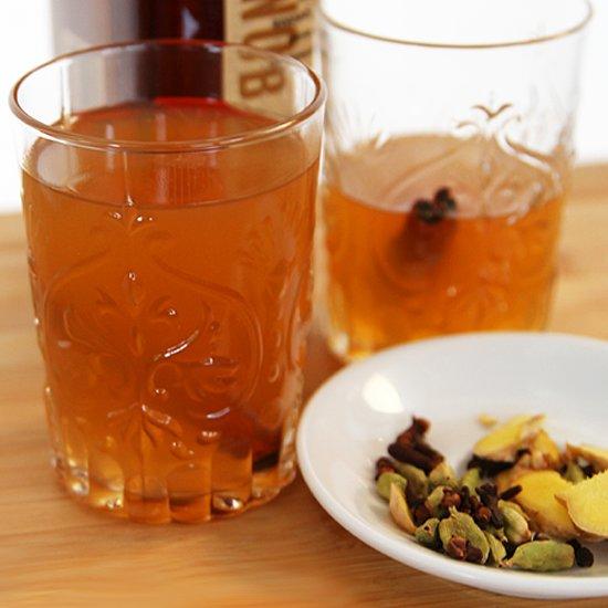Hot Hybrid! Chai Spiced Cider