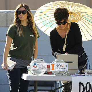 The Kardashians' Garage Sale | Pictures