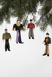 Beatles Figurine Ornaments ($24)