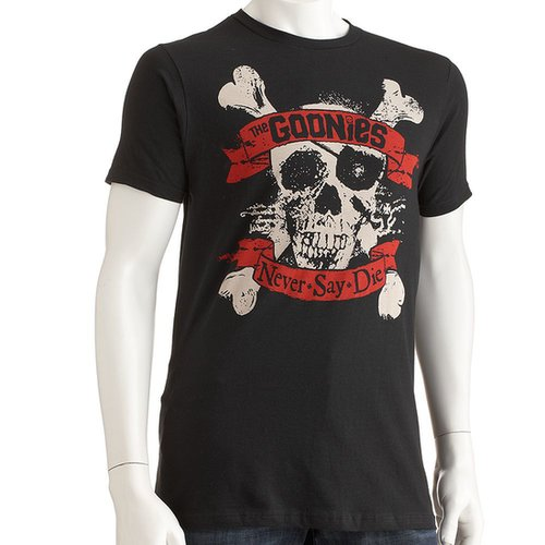 Goonies Never Say Die Tee ($13, originally $20)