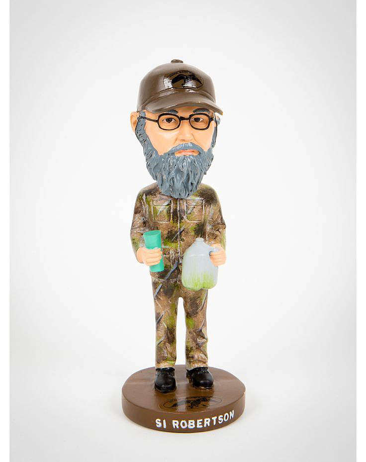 Duck Dynasty Uncle Si Bobble Head ($25)