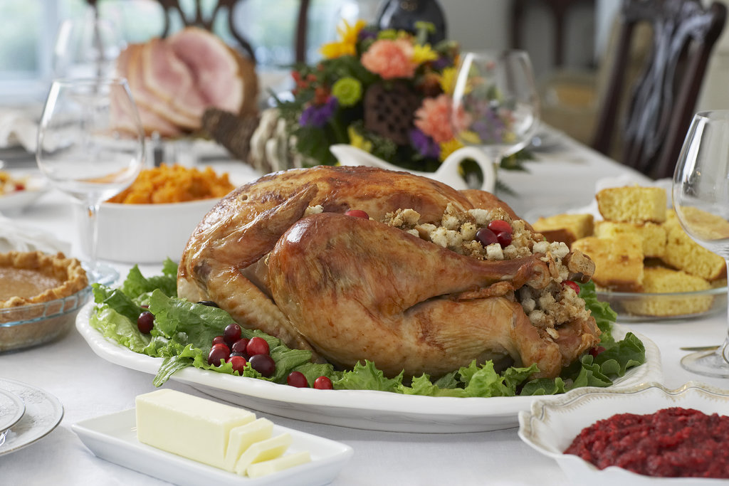 6 Fabulous Thanksgiving Menus