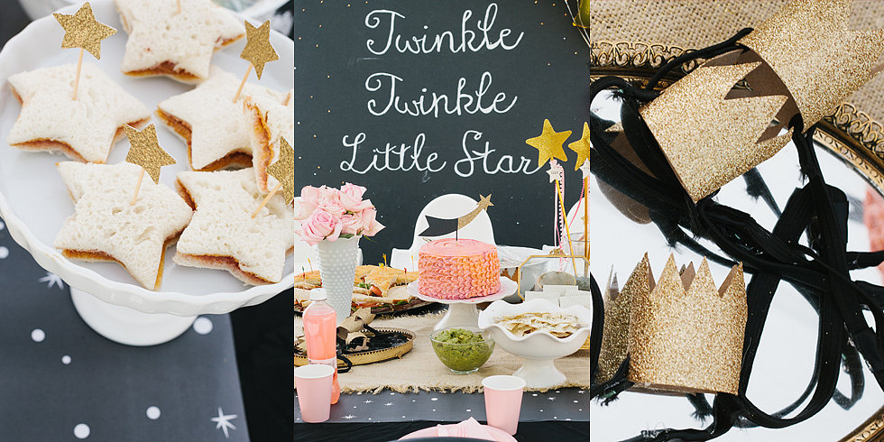 Twinkle Twinkle Little Star! A Celestial First Birthday Bash