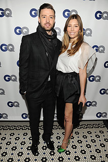 Jessica Biel at GQ Men of the Year Dinner