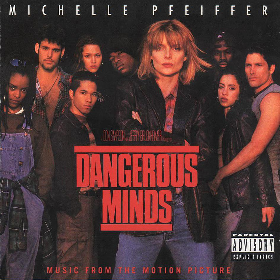 """Dangerous Minds Soundtrack My parents gave my sister and me an allowance to buy one CD a month. This was when """"Gangsta's Paradise"""" was on the radio ALL the time, so naturally I had to get the CD to listen to that one song over and over and over again. — Stacy Hersher, assistant managing editor"""