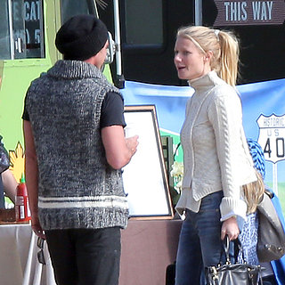Gwyneth Paltrow and Reese Witherspoon in San Francisco
