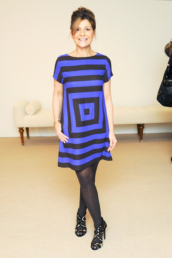 Lisa Perry at the CFDA/Vogue Fashion Fund Awards.