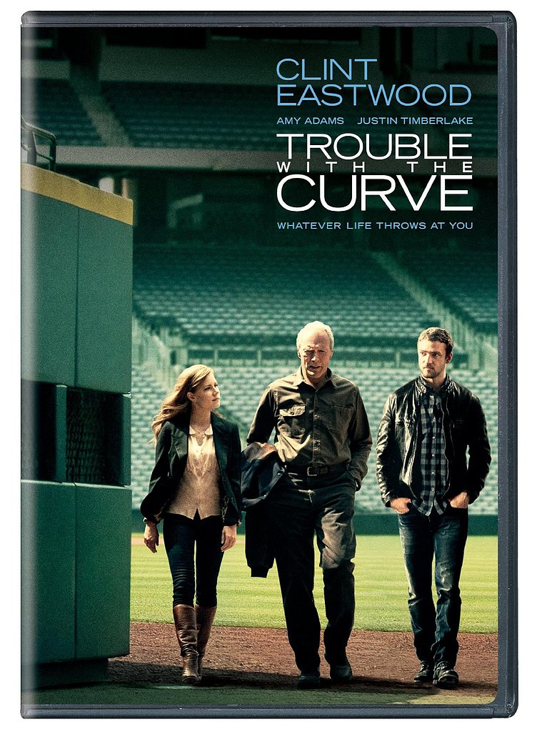 Trouble With the Curve DVD ($20)