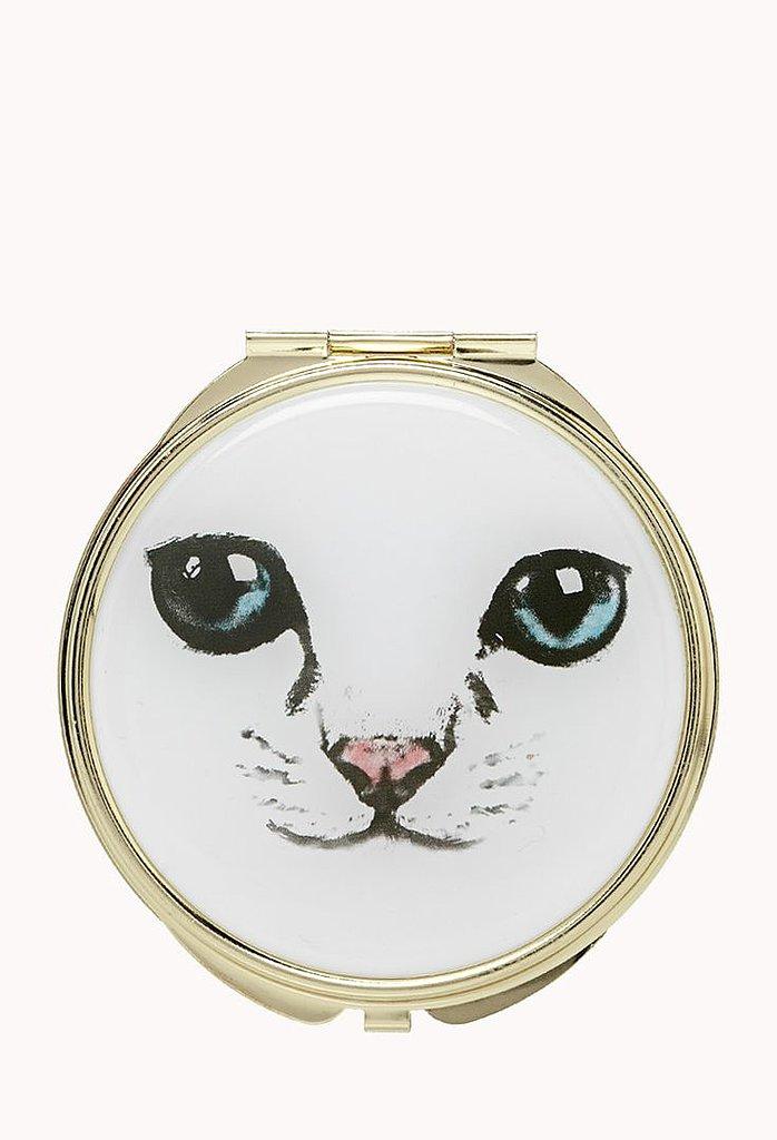 Feline Mirror Compact ($4)