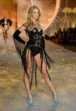 Fasten Your Garter Belts For Tonight's VS Fashion Show!