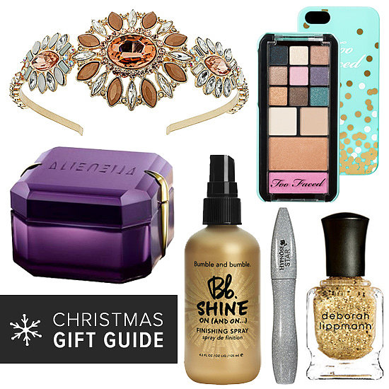 Beauty Gifts For Glitter Girls