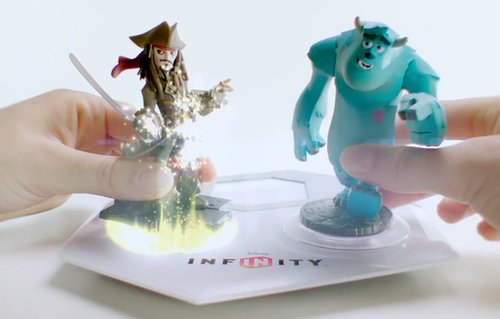 For 7-Year-Olds: Disney Infinity