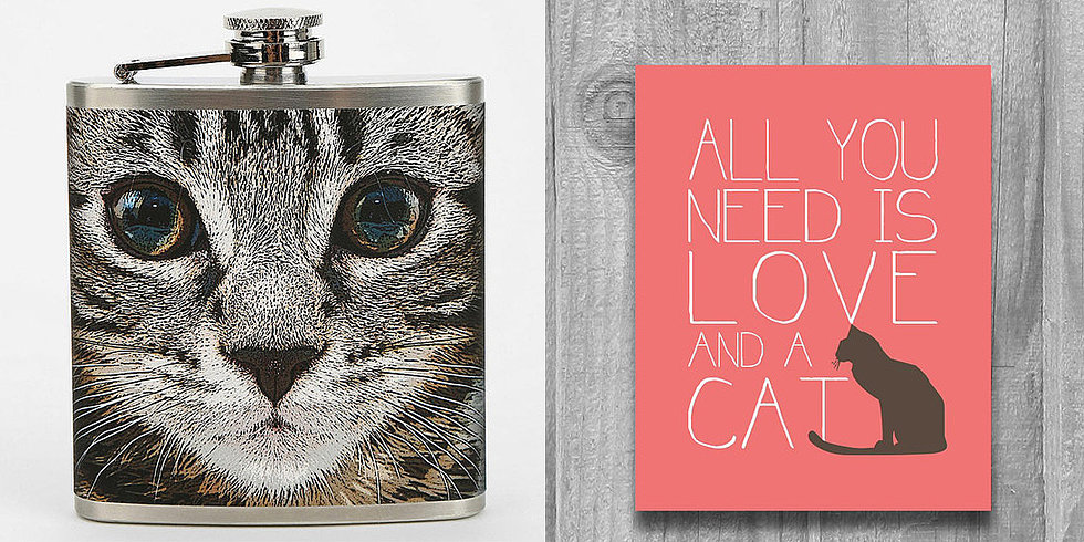 14 Thrifty Gifts For the Cat Lady/Man in Your Life