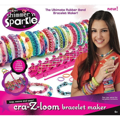 For 7-Year-Olds: Cra-Z-Loom