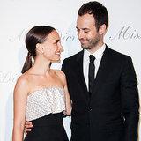 Natalie Portman and Benjamin Millepied At Dior Event