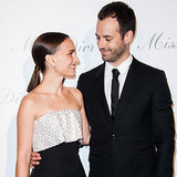 Natalie Portman and Benjamin Millepied at Esprit Dior Event