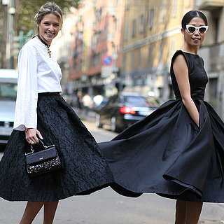 Popular Street Style Trends Fall 2013