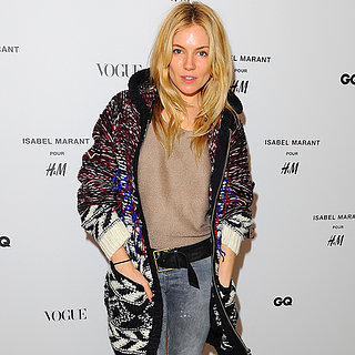 Celebrities Wearing Isabel Marant