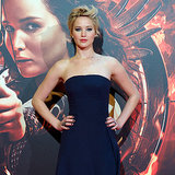 Hunger Games: Catching Fire Premiere, Jennifer Lawrence