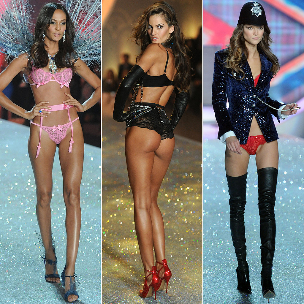 Angel Runway Looks: Would You Wear Them in the Bedroom?
